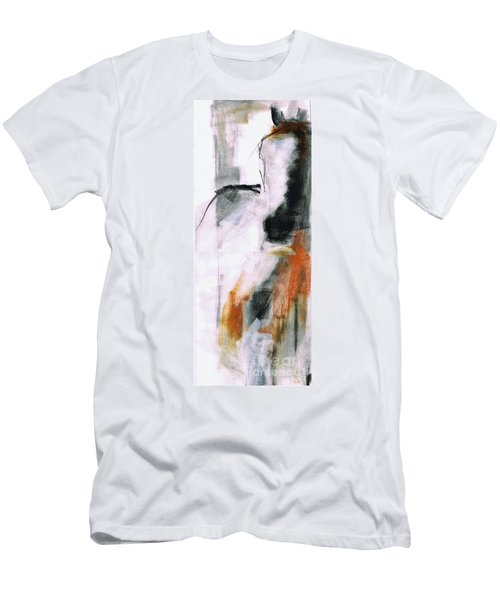 Nm Sketch Two Men's T-Shirt (Slim Fit) by Frances Marino