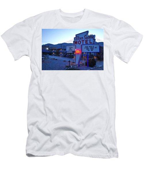 No Vacancy  Men's T-Shirt (Athletic Fit)