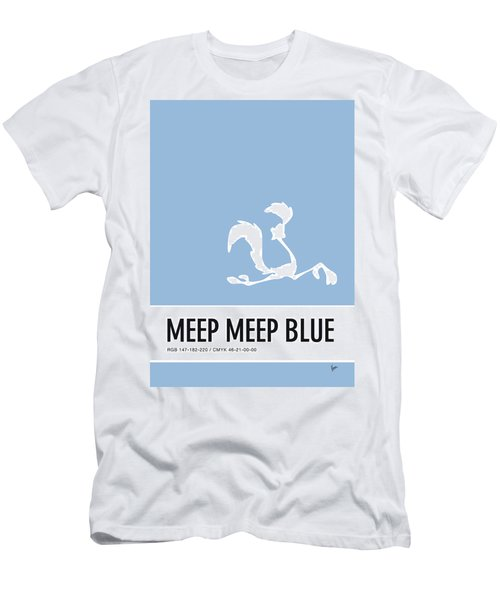 No05 My Minimal Color Code Poster Road Runner Men's T-Shirt (Athletic Fit)