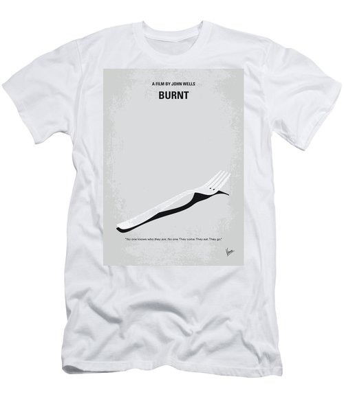 No963 My Burnt Minimal Movie Poster Men's T-Shirt (Athletic Fit)