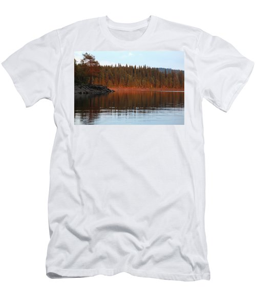 Nordmarka, Norway  Men's T-Shirt (Athletic Fit)