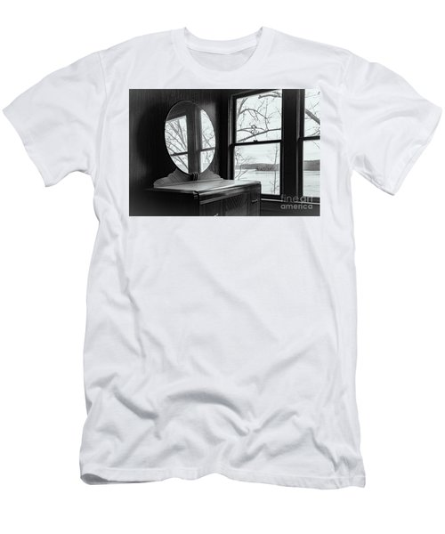 North Shore House Men's T-Shirt (Slim Fit) by Nicki McManus