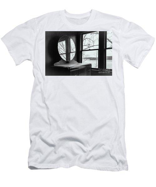 North Shore House Men's T-Shirt (Athletic Fit)