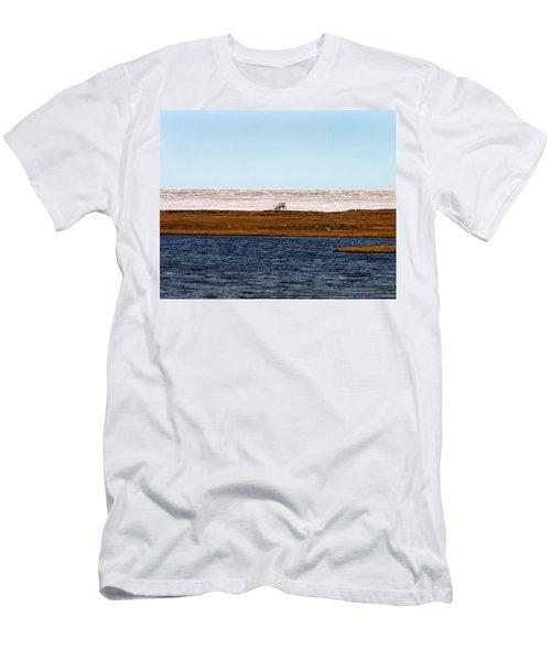 North Slope Men's T-Shirt (Athletic Fit)