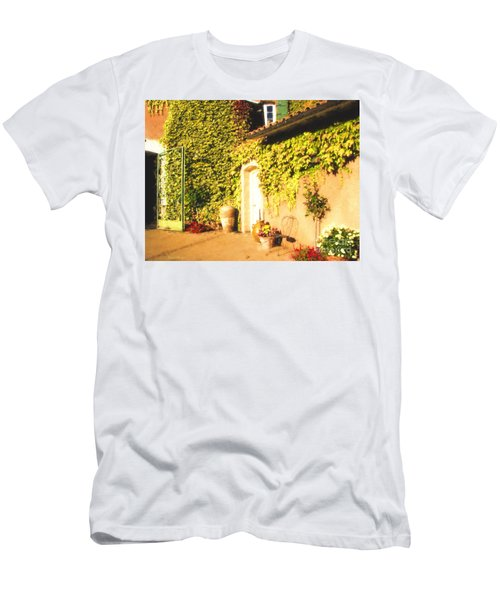 Northern California Winery Men's T-Shirt (Athletic Fit)