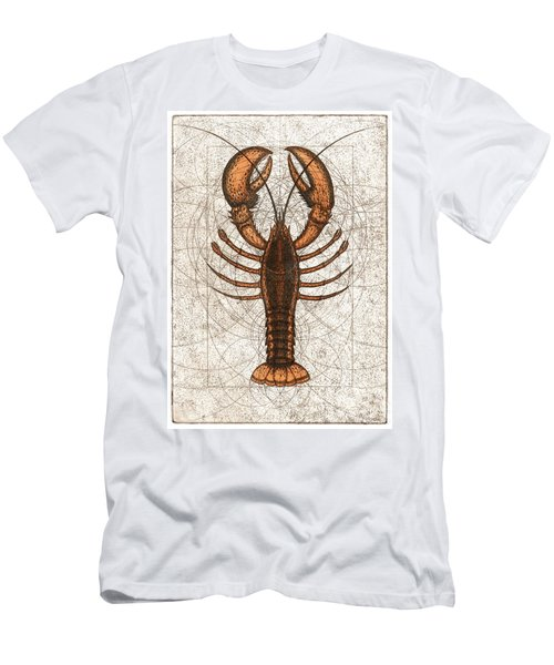 Northern Lobster Men's T-Shirt (Athletic Fit)