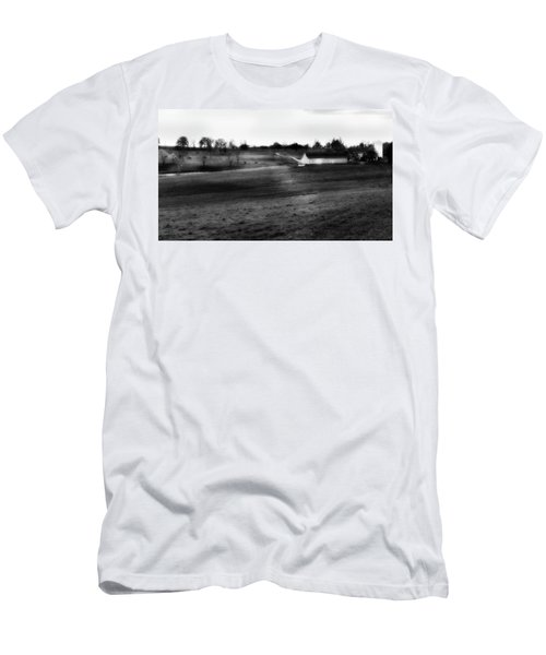Men's T-Shirt (Slim Fit) featuring the photograph Northfield 2016 by Bill Wakeley