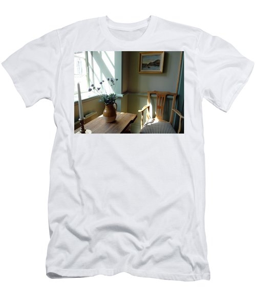 Norwegian Interior #2 Men's T-Shirt (Slim Fit) by Susan Lafleur