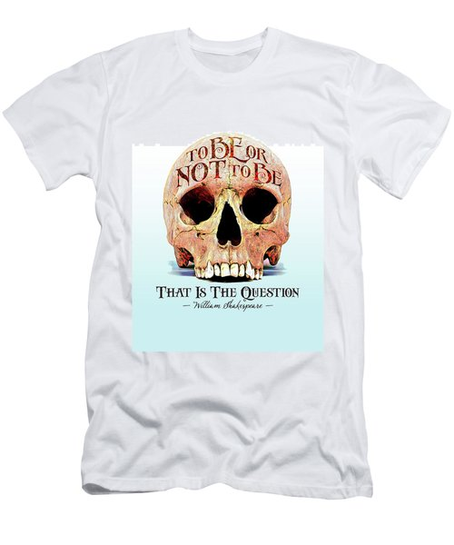 Not To Be Men's T-Shirt (Slim Fit) by Gary Grayson