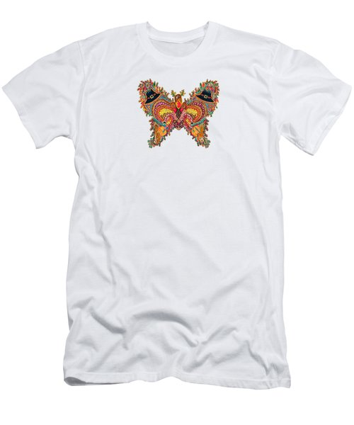 November Butterfly Men's T-Shirt (Athletic Fit)