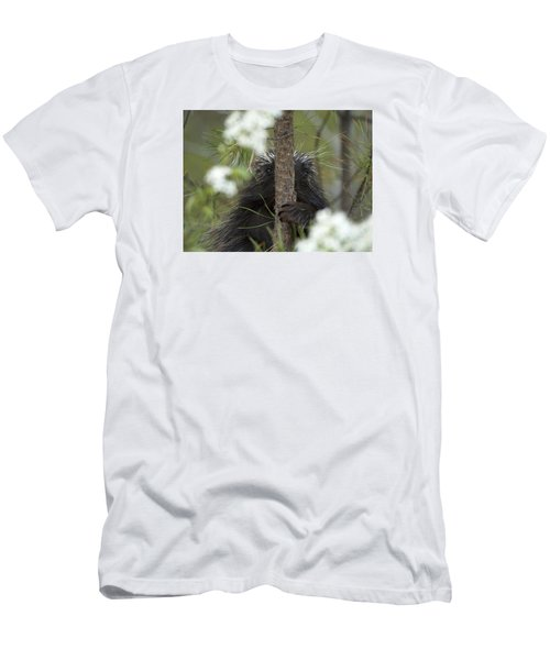 Nowhere To Hide Men's T-Shirt (Athletic Fit)
