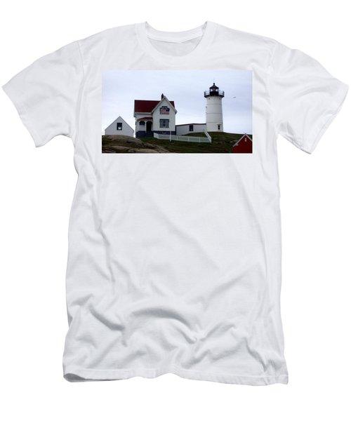 Nubble Light Men's T-Shirt (Athletic Fit)