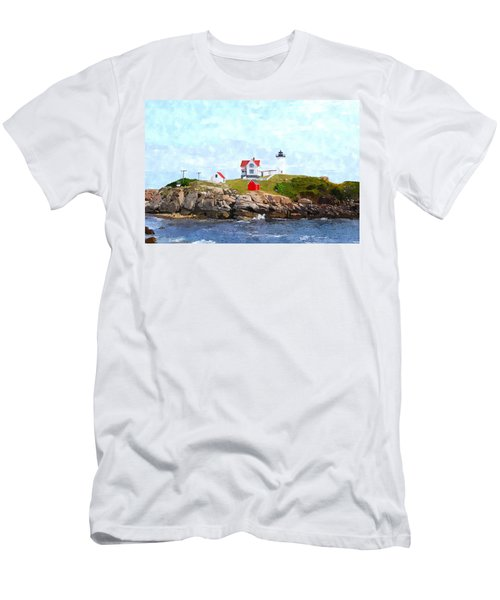 Nubble Light Nlwc Men's T-Shirt (Athletic Fit)