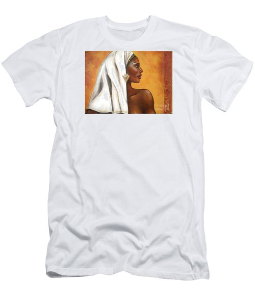 Nubian Beauty Men's T-Shirt (Athletic Fit)