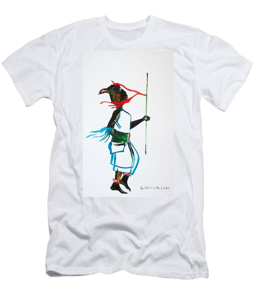 Nuer Dance - South Sudan Men's T-Shirt (Athletic Fit)
