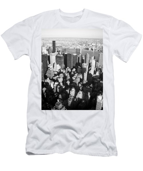 Nyc Bw Men's T-Shirt (Athletic Fit)