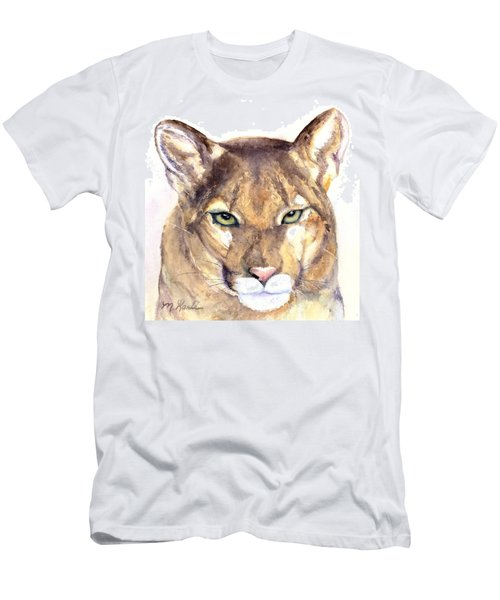 October Lion Men's T-Shirt (Athletic Fit)