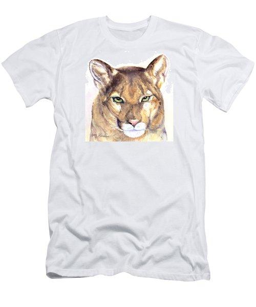 October Lion Men's T-Shirt (Athletic Fit)