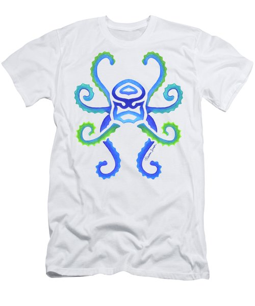 Octopus Men's T-Shirt (Athletic Fit)