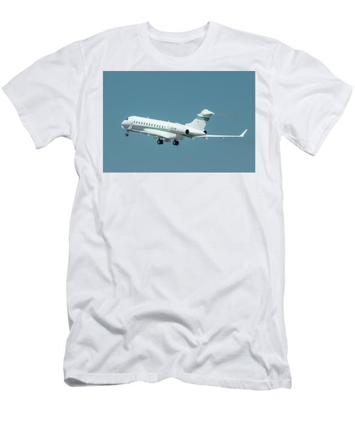 Men's T-Shirt (Athletic Fit) featuring the photograph Off We Go by Guy Whiteley
