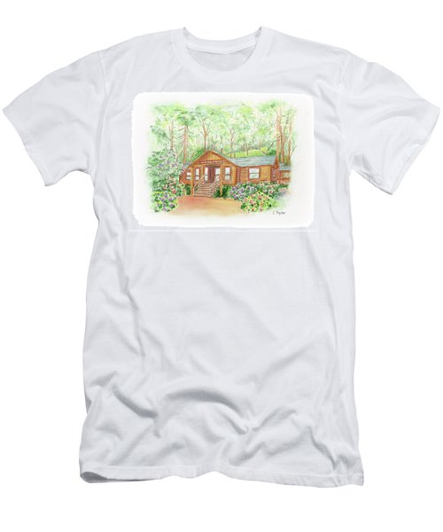 Office In The Park Men's T-Shirt (Athletic Fit)