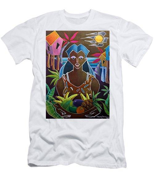 Ofrendas De Mi Tierra II Men's T-Shirt (Athletic Fit)