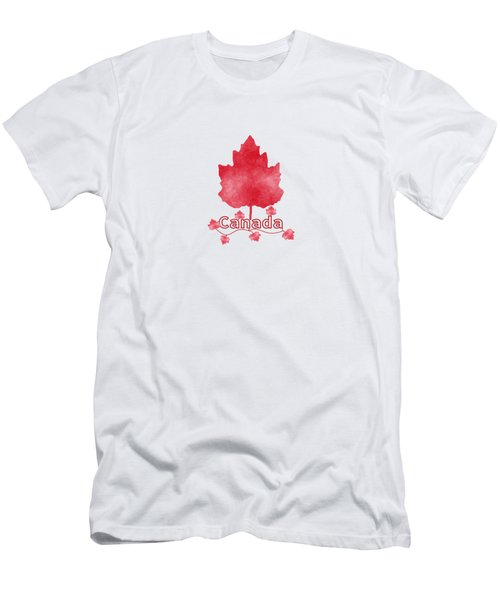 Oh Canada Men's T-Shirt (Athletic Fit)
