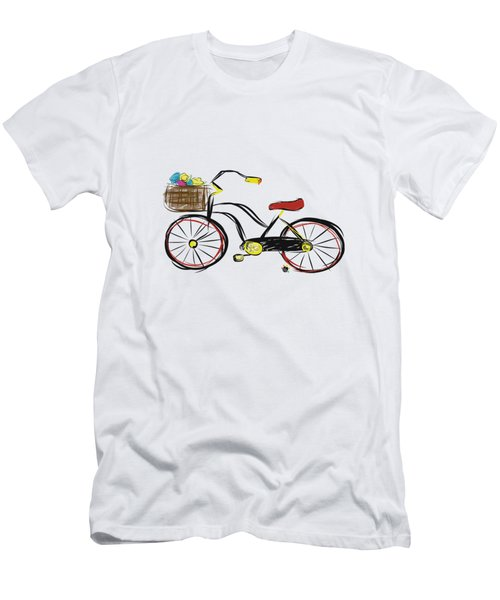 Old Bicycle Men's T-Shirt (Athletic Fit)