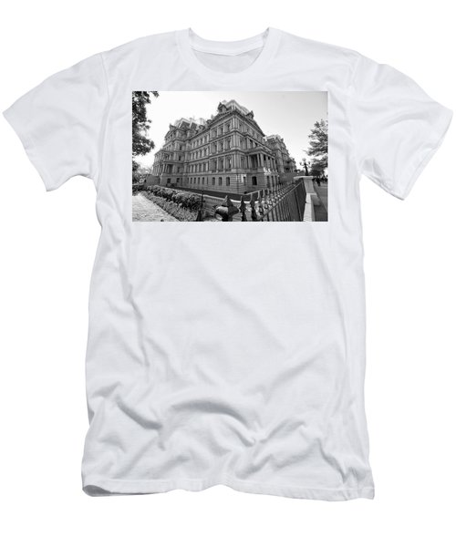 Old Executive Office Building Men's T-Shirt (Athletic Fit)
