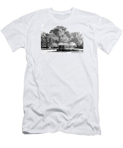Old Main Gate Men's T-Shirt (Slim Fit) by John Freidenberg