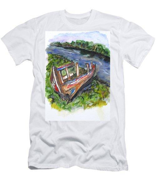 Old Memory Men's T-Shirt (Athletic Fit)