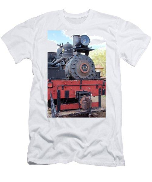Old Number Twelve Men's T-Shirt (Athletic Fit)