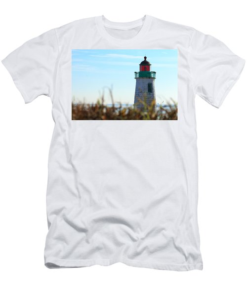 Old Point Comfort Lighthouse Men's T-Shirt (Athletic Fit)