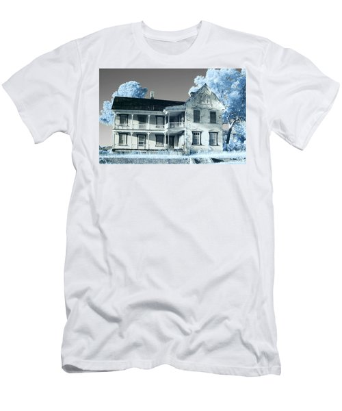Old Shull House In 642 Men's T-Shirt (Athletic Fit)