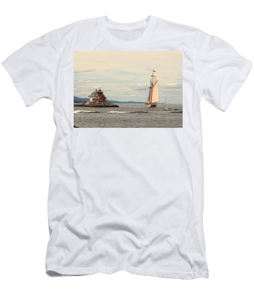 Olden Days Men's T-Shirt (Athletic Fit)