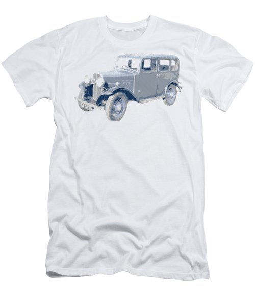 Oldtimer - Hatching Parallel Men's T-Shirt (Athletic Fit)