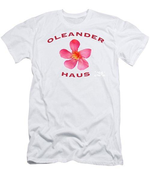Oleander Haus Men's T-Shirt (Athletic Fit)
