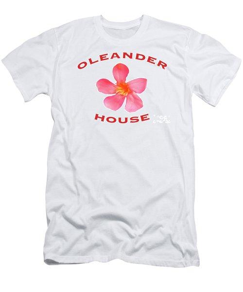 Oleander House Men's T-Shirt (Athletic Fit)