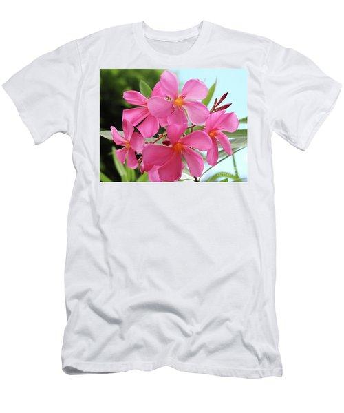 Oleander Maresciallo Graziani 1 Men's T-Shirt (Athletic Fit)