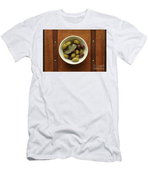 Olives 1 Men's T-Shirt (Athletic Fit)