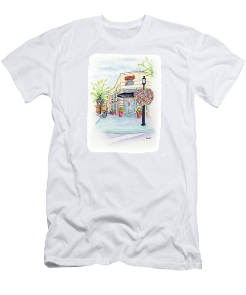 On The Corner Men's T-Shirt (Athletic Fit)