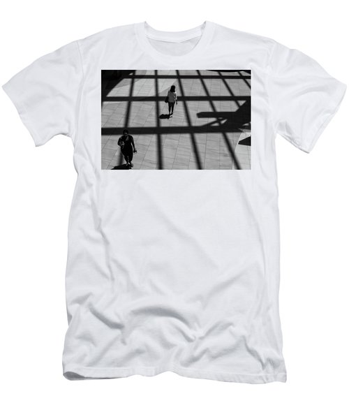 On The Grid Men's T-Shirt (Athletic Fit)