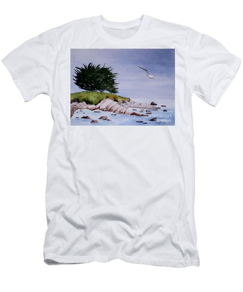 On The Lookout Men's T-Shirt (Athletic Fit)