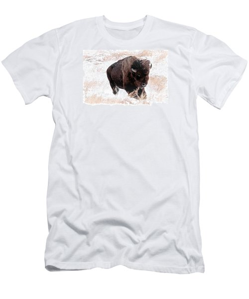 On The Run Men's T-Shirt (Athletic Fit)