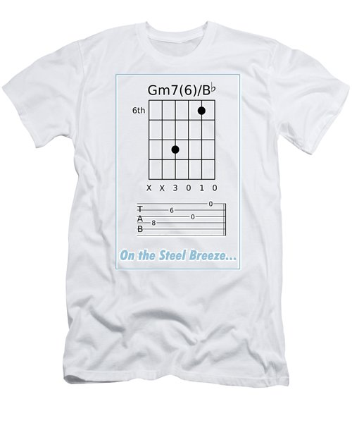 On The Steel Breeze Men's T-Shirt (Athletic Fit)