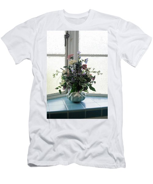 On The Window Men's T-Shirt (Athletic Fit)