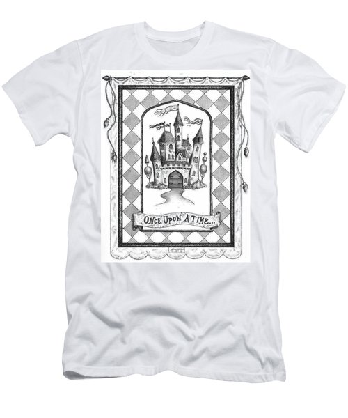 Once Upon A Time Men's T-Shirt (Athletic Fit)