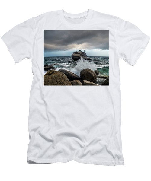 Oncoming Storm Men's T-Shirt (Athletic Fit)