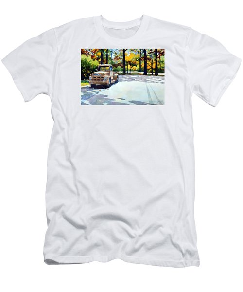 One Last Ride Men's T-Shirt (Athletic Fit)