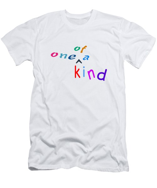 One Of A Kind Men's T-Shirt (Slim Fit) by Bill Owen